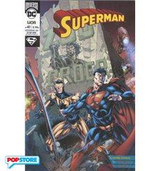 Superman Rinascita 041 Variant