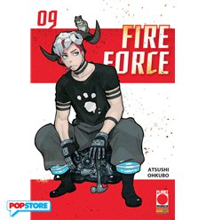 Fire Force 009