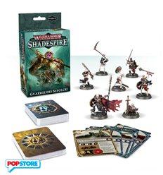 Warhammer Underworlds: Shadespire - Guardie dei Sepolcri