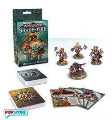 Warhammer Underworlds: Shadespire - I Diavoli di Magore