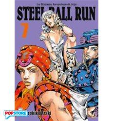 Le Bizzarre Avventure Di Jojo - Steel Ball Run 007