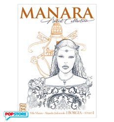 Manara Artist Collection 006 - I Borgia Tomo I