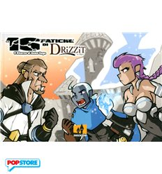 Drizzit 009 - Le 16 Fatiche di Drizzit - Il Ritorno di Baba Yaga