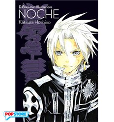 D.Gray-Man Illustrations - Noche