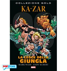 Ka-Zar 1 - La Legge della Giungla