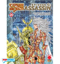 I Cavalieri Dello Zodiaco – Episode G Assassin 020