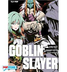 Goblin Slayer 001 Black Cover