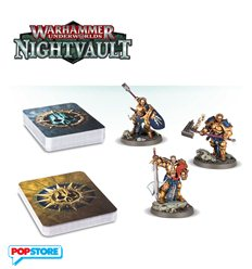 Warhammer Underworlds: Nightvault - Campioni di Steelheart