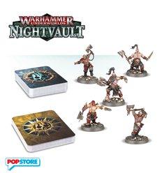 Warhammer Underworlds: Nightvault - Predoni di Garrek