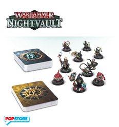 Warhammer Underworlds: Nightvault - Gitz di Zarbag