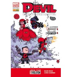 Devil e i Cavalieri Marvel 017 Variant