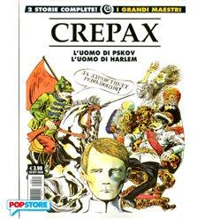 Crepax - L'Uomo di Pskov - L'Uomo di Harlem