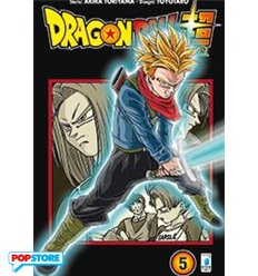 Dragon Ball Super 005 Limited Edition