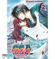 Yona - La Principessa Scarlatta 002