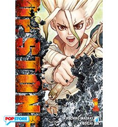 Dr.Stone 001 Limited Edition