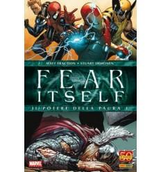 Marvel Miniserie 119 - Fear Itself 001