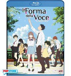 La Forma della Voce - A Silent Voice Standard Edition Blu-Ray