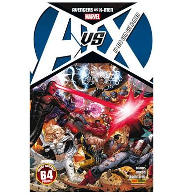 Marvel Miniserie 129 - Avx 001 Cover X-Men