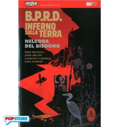 B.P.R.D. Inferno Sulla Terra 015