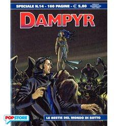 Dampyr Speciale 014 - Le Bestie del Mondo di Sotto