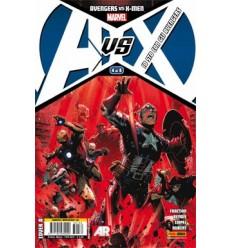Marvel Miniserie 132 - Avx 004 Cover Avengers