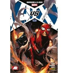 Marvel Miniserie 133 - Avx 005 Cover Avengers