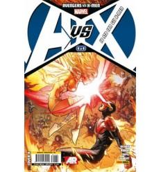 Marvel Miniserie 134 - Avx 006 Cover X-Men