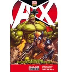 Marvel Miniserie 137 - A+X 001