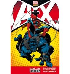 Marvel Miniserie 138 - A+X 002