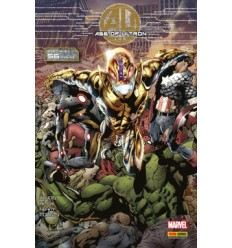 Marvel Miniserie 139 - Age Of Ultron 001
