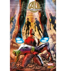 Marvel Miniserie 140 - Age Of Ultron 002