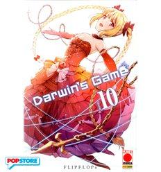 Darwin's Game 010