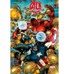 Marvel Miniserie 142 - Age Of Ultron 004