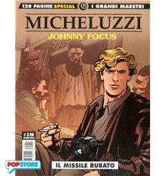 Attilio Micheluzzi - Johnny Focus - Il Missile Rubato