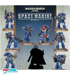 Space Marine Heroes Blind Box