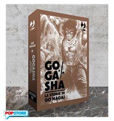 Gogasha - Le Storie di Go Nagai Box