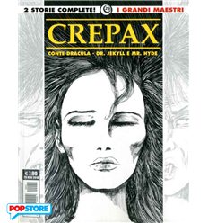 Crepax - Il Conte Dracula - Dr. Jekyll e Mr. Hyde