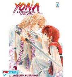 Yona - La Principessa Scarlatta 003