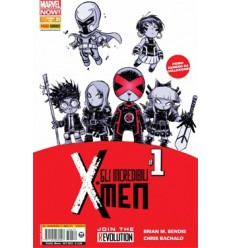 Gli Incredibili X-Men 279 Variant
