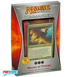 Magic The Gathering - Deck Commander 2013 - BRAMA DI POTERE