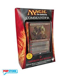Magic The Gathering - Commander 2014 - COSTRUITO DAI ROTTAMI