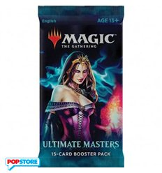 Magic The Gathering - Ultimate Masters Busta Singola (in Inglese)