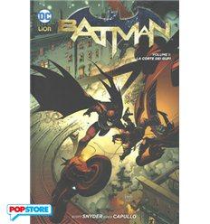 Batman New 52 Tp 001 - La Corte Dei Gufi R