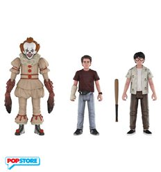 Funko Action Figures - It - 3pack Pennywise, Richie, Eddie