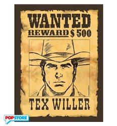 Tex Willer 001 Variant con Taglia