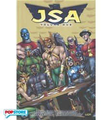 JSA di Geoff Johns Omnibus 002