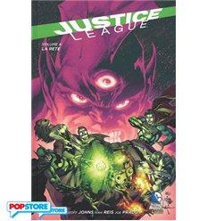 Justice League New 52 Hc 004 - La Rete