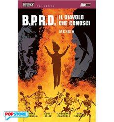 B.P.R.D. Inferno Sulla Terra 001