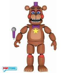 Funko Action Figures - Five Nights At Freddy's Pizza Simulator - Rockstar Freddy 9cm