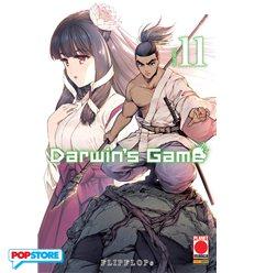 Darwin's Game 011